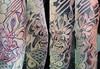 HANNYA em progresso SEVEROCLÃTATTOO tattoos by:TOTÓ