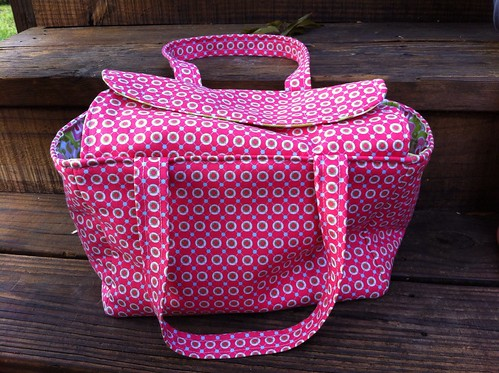 Dolly Diaper Bag