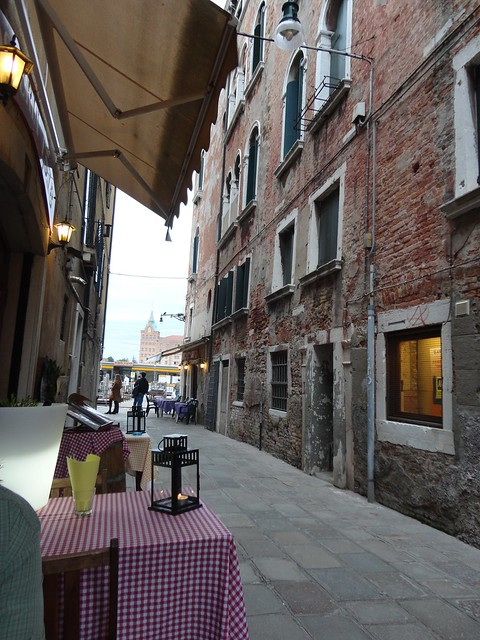 View from Osteria 1518