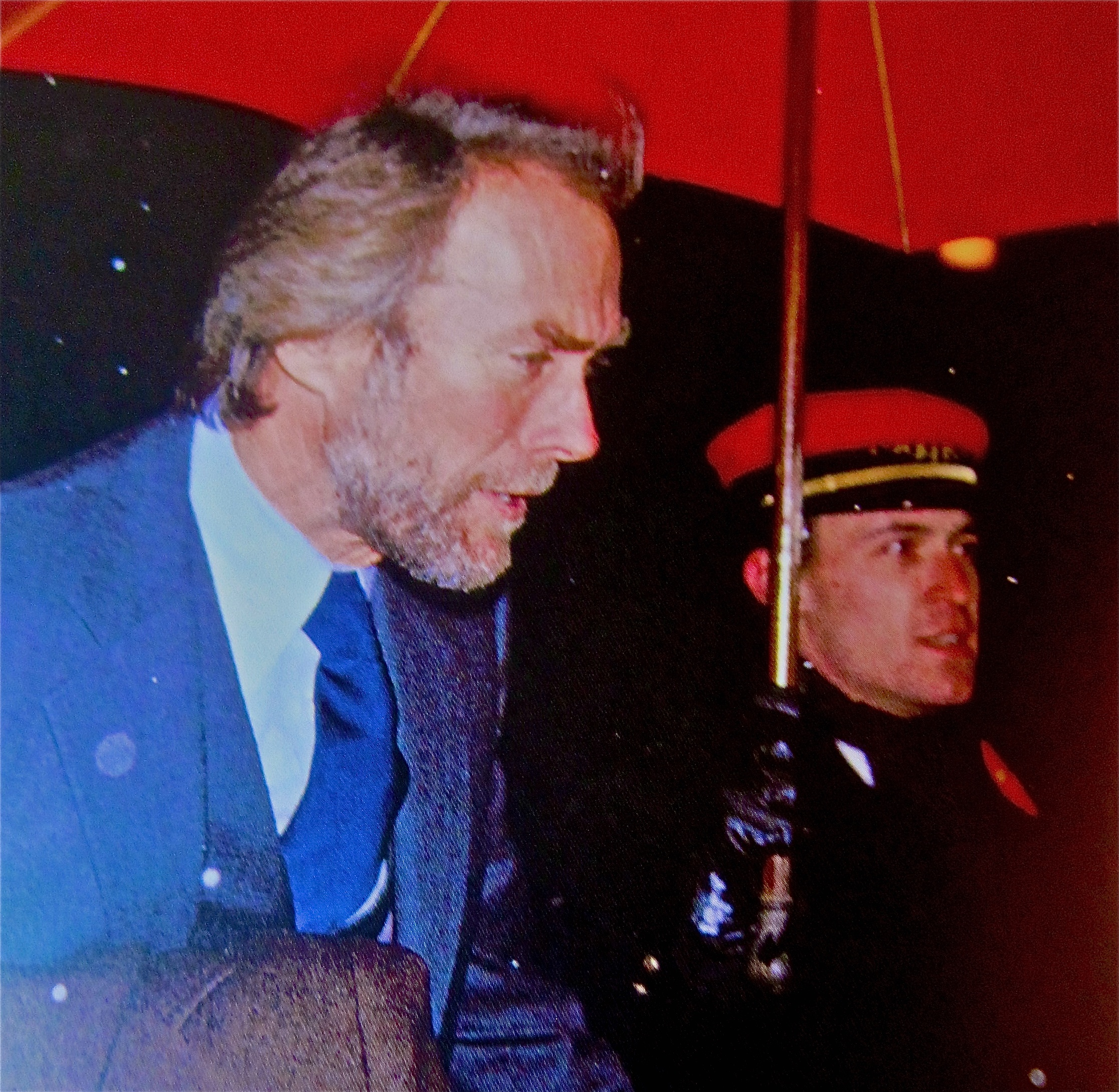 Clint Eastwood in Europe