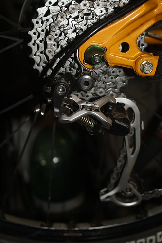 Shimano M772 XT Shadow Rear Derailleur