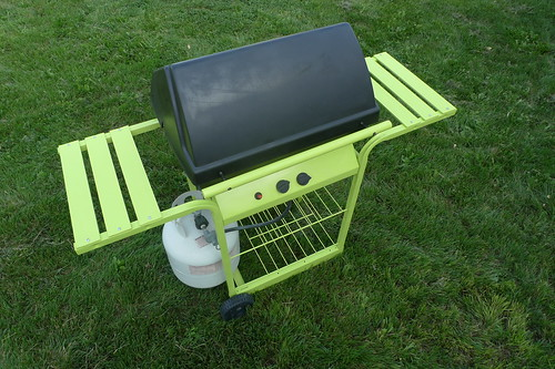 grill makeover