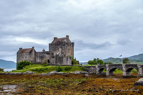 Castle of Eilean Dolan