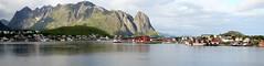 Moskenes Reine, Lofoten