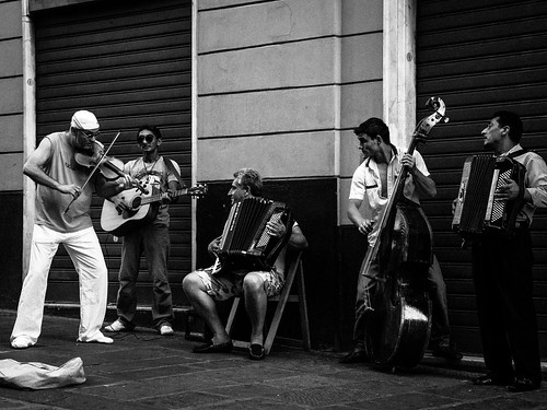 Swing'in Genova