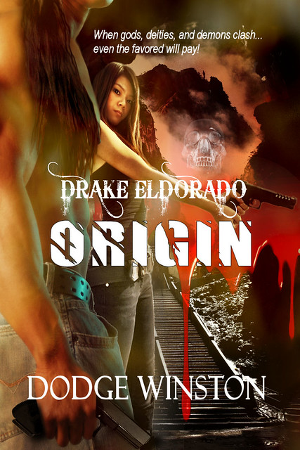 DRAKE ELDORADO - ORIGIN COVER
