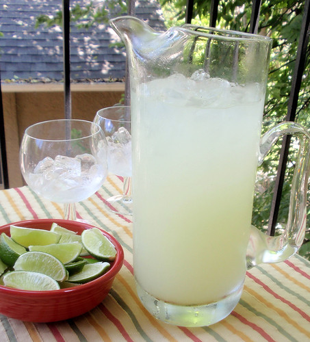 A Pitcher of Margaritas