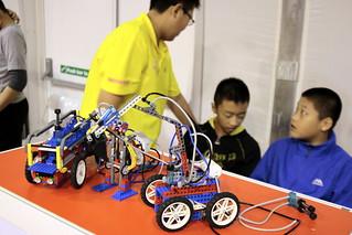 Robot Talent Show
