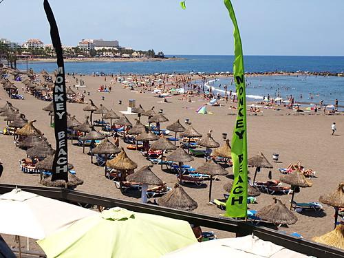 Playa Troya, Costa Adeje