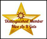 nice as it gets distinguished member
