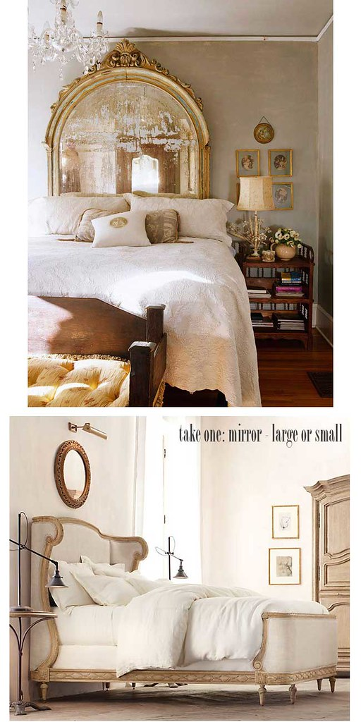 One-mirror-over-bed