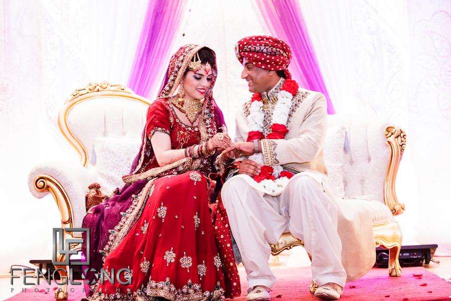 Yusra & Rahil's Baraat | Fort Gordon Officer's Club | Atlanta Augusta Pakistani Indian Wedding Photographer