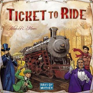 Juego: Ticket To Ride – Aventureros al Tren