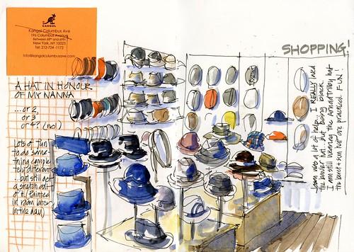 D15_FR20_09 Kangol Hat Store