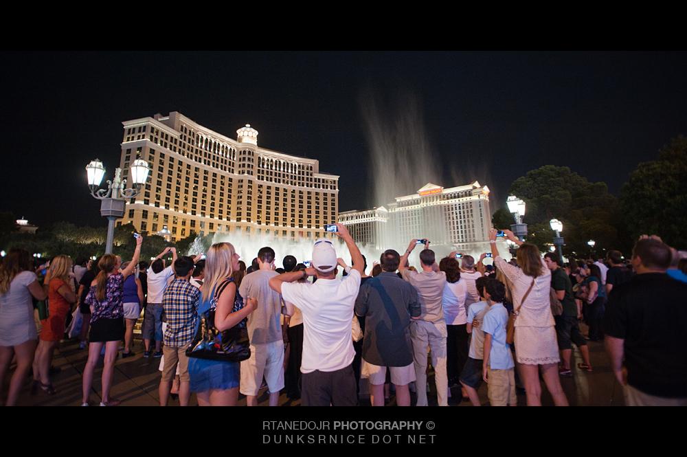 Las Vegas, Day 001.