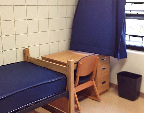 <p>Room improvements that were part of the Gateway renovation project include new furniture. With the completion of the project, 60 percent of students that reside on campus will live in buildings that are brand new or have been significantly renovated within the last five years.</p>