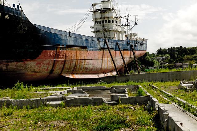 Kesennuma | The second summer from tsunami