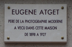Photo of White plaque № 11134