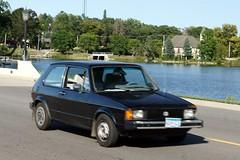 automobile, sport utility vehicle, supermini, vehicle, volkswagen golf mk1, subcompact car, city car, compact car, land vehicle, hatchback,