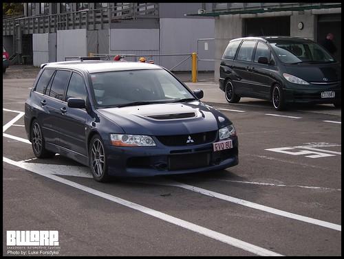 Mitsubishi Evo Station Wagon