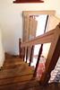水頭13號民宿(水頭客棧二館)一號房原木樓梯