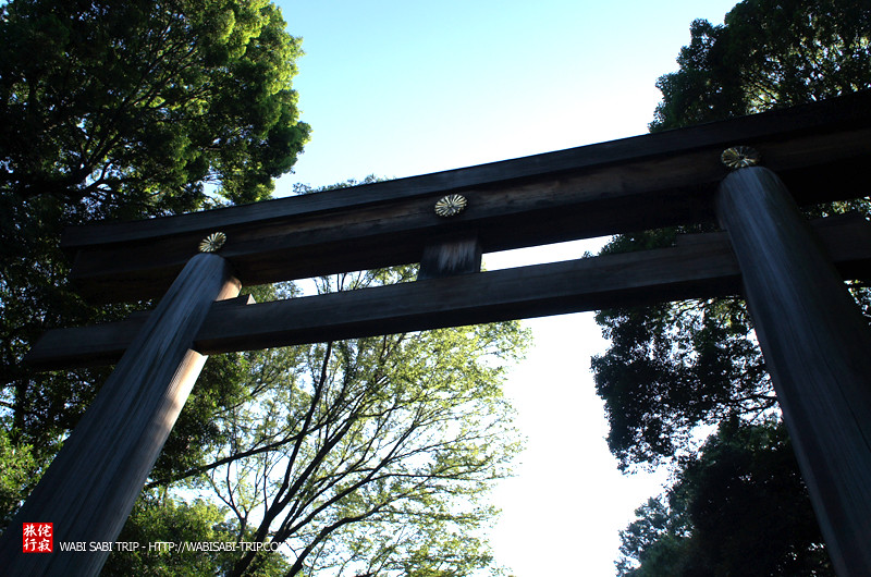 OTORII (The grand Shrine-Gate) – Meiji Jingu