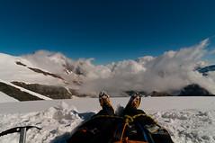 auto racing(0.0), racing(0.0), ski equipment(0.0), vehicle(0.0), motorsport(0.0), snowmobile(0.0), alps(1.0), adventure(1.0), winter sport(1.0), mountain(1.0), winter(1.0), sports(1.0), snow(1.0), sports equipment(1.0), mountaineering(1.0), mountain range(1.0), summit(1.0), extreme sport(1.0), mountainous landforms(1.0),