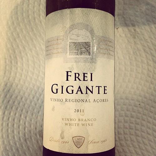 Frei Gigante #pico #açores