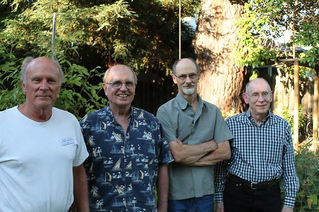 Four Peltzer Cousins