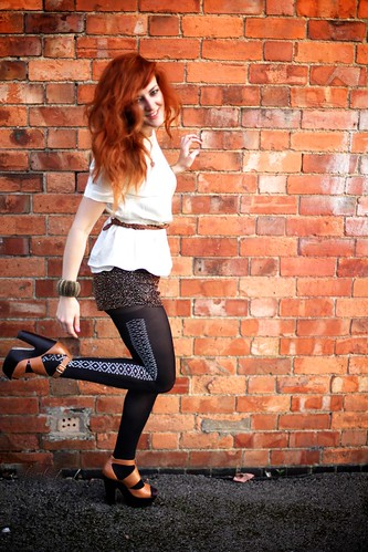 14.08.12 :: Don't be cross meet @RedOrDeadLondon Erica!  Check out my entry to the @TightsPlease #BloggerChallenge #fashion #style #hosiery #inspiration IMG_4459