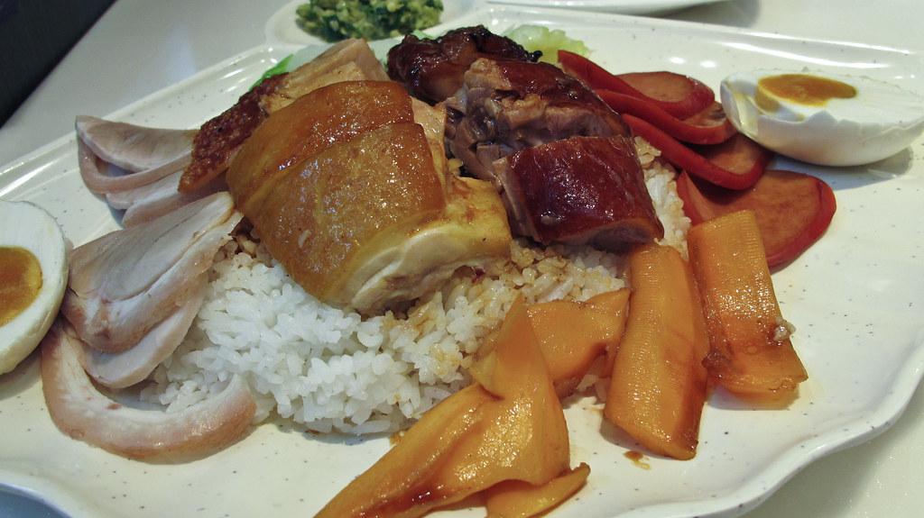 8-Treasure Rice 太興燒味八寶飯 ...