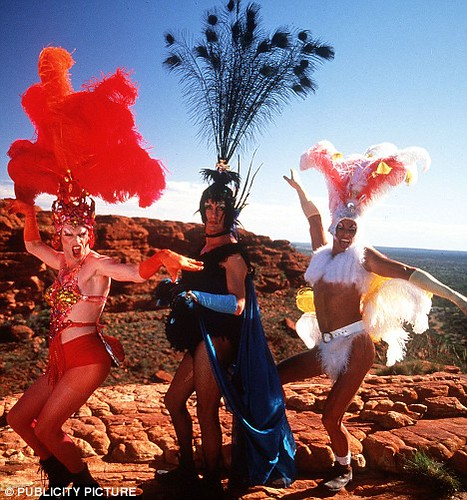 Priscilla Queen of the Desert @ Capitol Hill Three Dollar Outdoor Cinema | FREE Outdoor Viewing