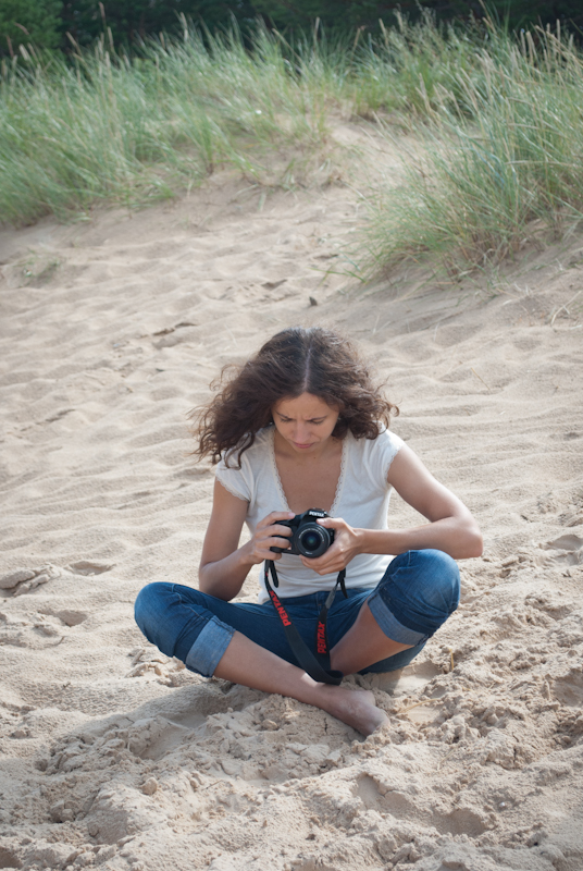 Девушки на песке неизменно хороши! DSC_8596