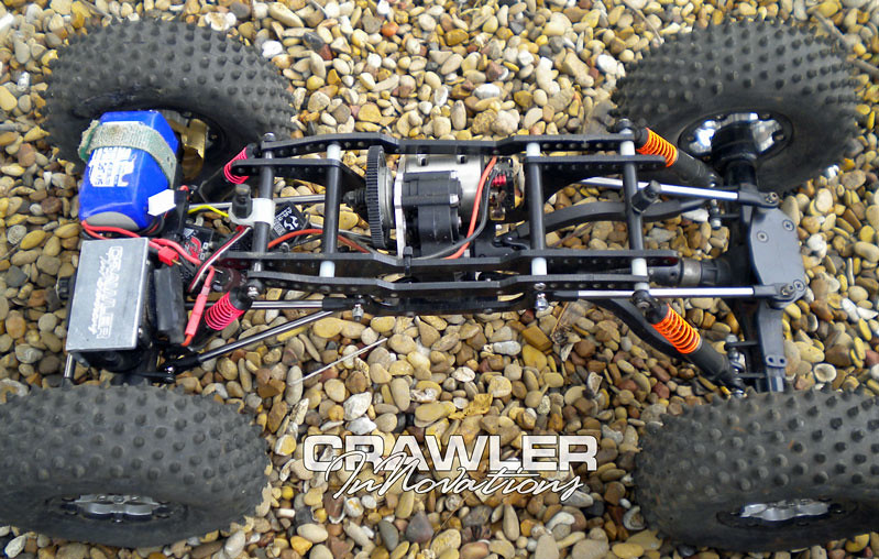T1E AX-10 Moon Buggy build by Crawler Innovations - Page 7 ...