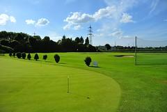 pitch and putt, field, sport venue, grass, sports, plain, green, golf, golf course, meadow, ball game, lawn,