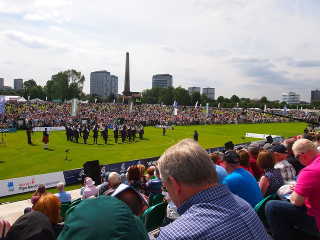 World Pipe Band Championships, Glasgow, Scotland