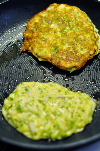 Ina S Zucchini Cakes Fooding With Emily