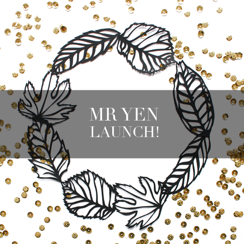 Mr Yen Blog Launch