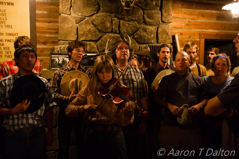 Philmont Hymn by Ponil Staff