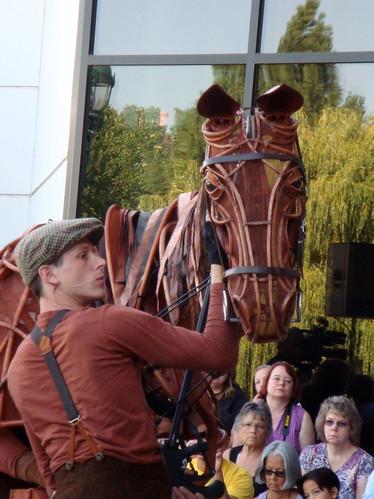 Warhorse Presentation at INB