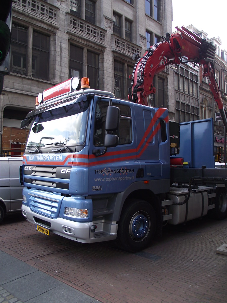 460 Best Baddie Outfits Images On Pinterest: 'Top Transporten' DAF CF 85.460
