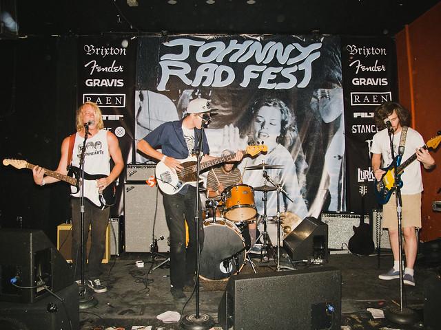 Audacity @ Johnny Rad Fest