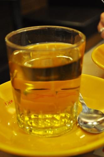 water cress honey