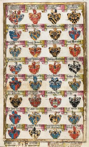 003-Livre de Drapeaux -1646-fol 7r -E-codices-Législation et variétés 53-Licencia CC BY-NC 3.0