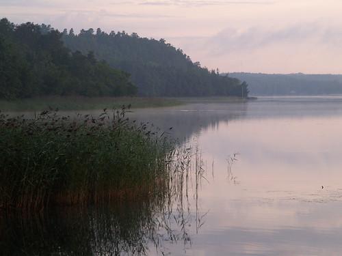 beach sunrise finland åland ahvenanmaa godby