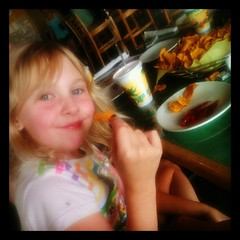 @troygronberg, Annalie likes the sweet potato chips now! We might have to get a second order from now on.