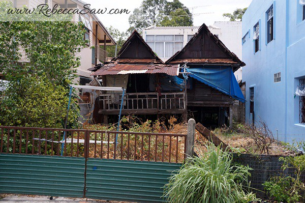 Singora Tram Tour - songkhla old town thailand-005