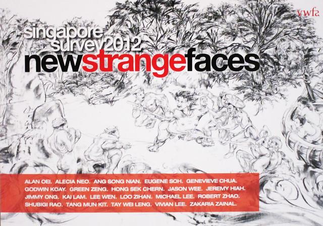 Singapore Survey 2012 - new strange faces