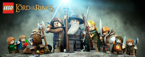 LEGO Lord of the Rings New Art