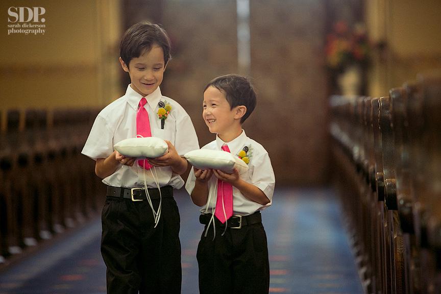 Redemptorist Kansas City wedding